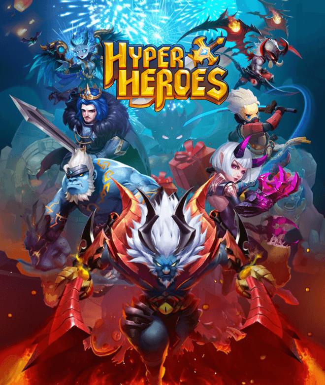 Jogue Hyper Heroes para PC 15
