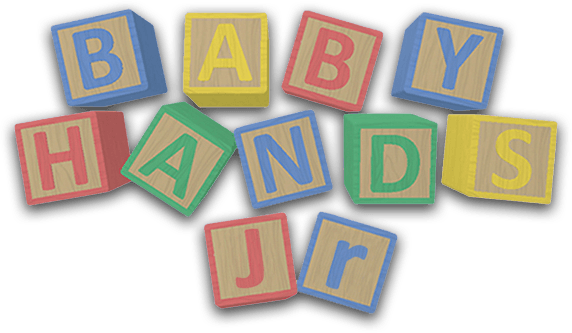 Play Baby Hands Jr on PC