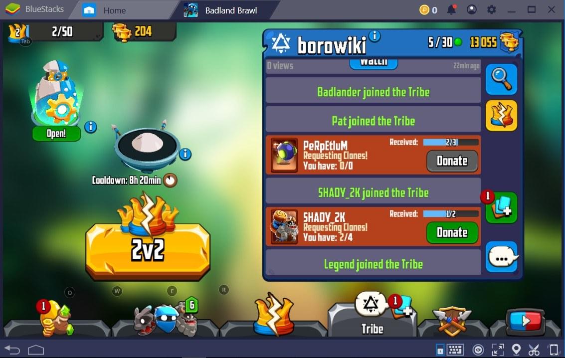 Badland Brawl: How to Level Up Faster?