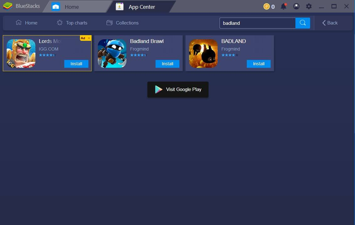 How to Install, Setup and Play Badland Brawl on BlueStacks