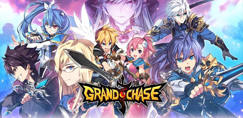 GrandChase: начало игры