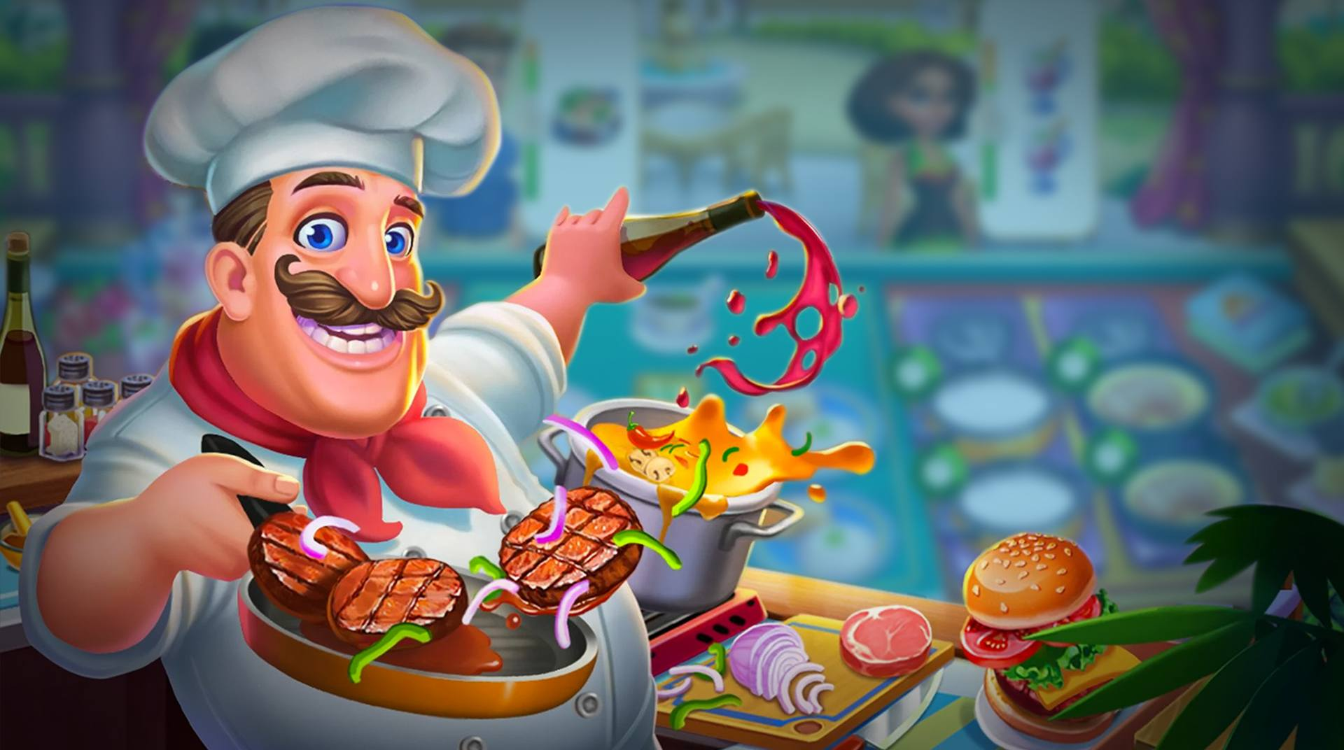 Download Cooking Madness A Chef S Restaurant Games On Pc