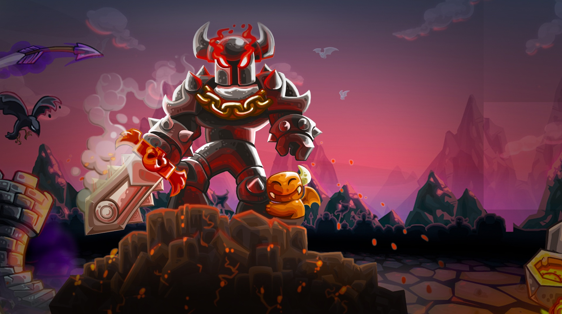 Download Kingdom Rush Vengeance on PC with BlueStacks on elder scrolls kingdom map, blackwater rush ice and fire map, rush tower map, dwarven kingdom map,