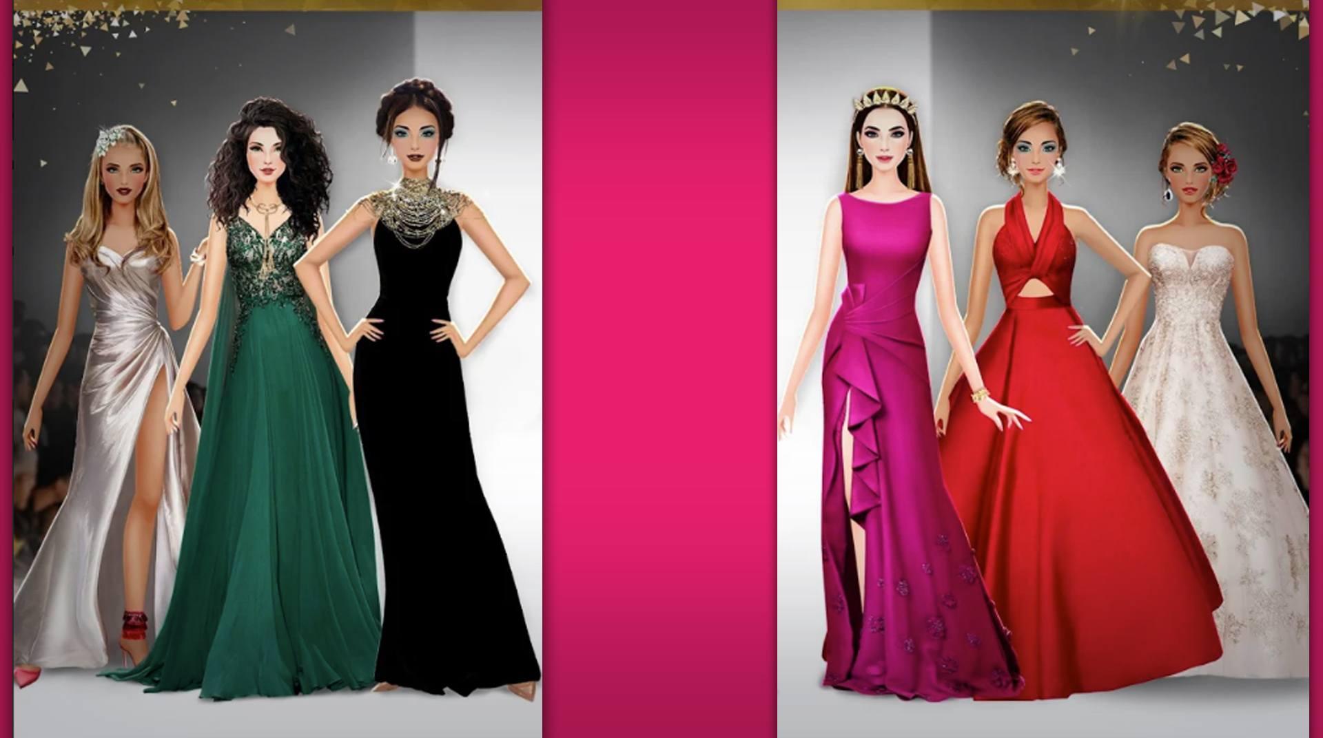 Download International Fashion Stylist Model Design Studio On Pc With Bluestacks
