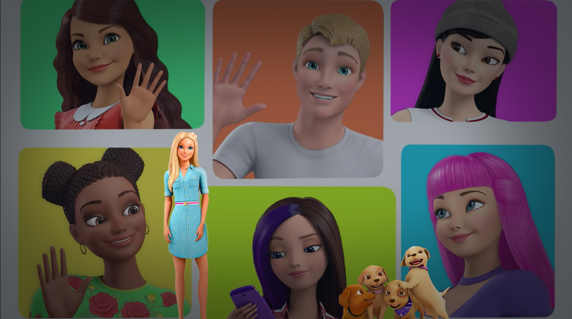 Download Barbie Dreamhouse Adventures On Pc With Bluestacks