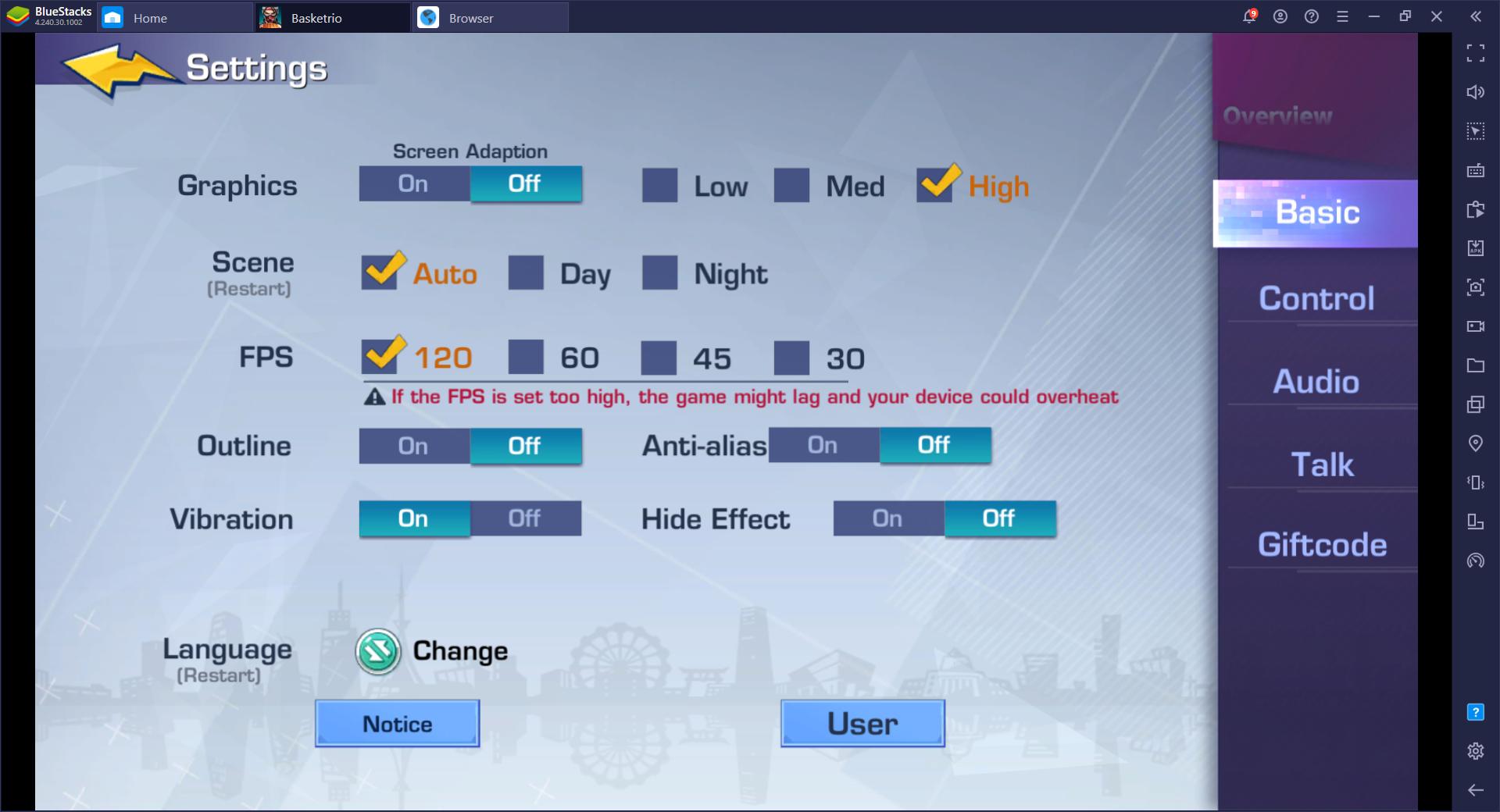 Basketrio di PC – Cara Menggunakan BlueStacks di PC atau Mac dan Memenangkan Setiap Pertandingan
