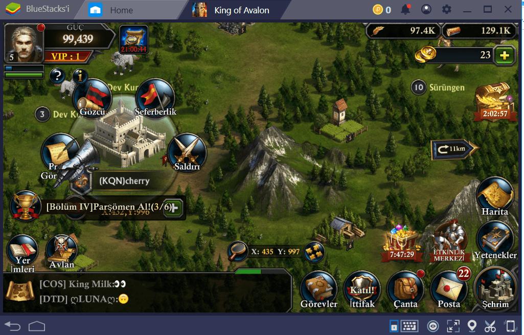 King of Avalon: Savaş Sistemi İncelemesi Saldırı ve Hücum Rehberi