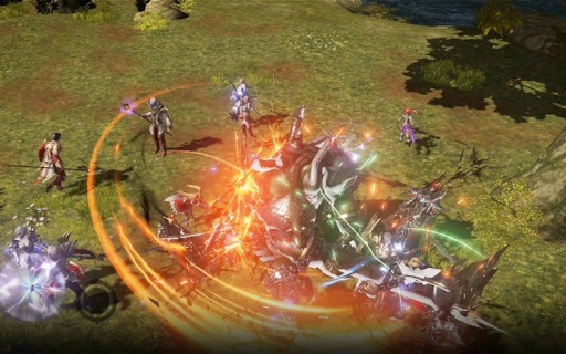 Main Lineage 2 Revolution on PC 12