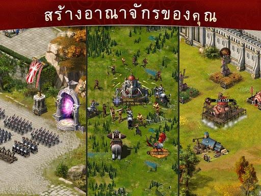เล่น Evony: The King's Return  on PC 5