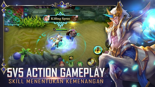 Main Mobile Legends: Bang bang on PC 3