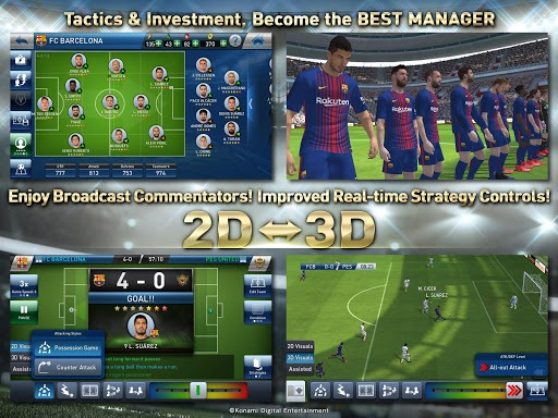 เล่น PES CLUB MANAGER on PC 16