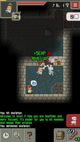 Играй Pixel Dungeon На ПК 7