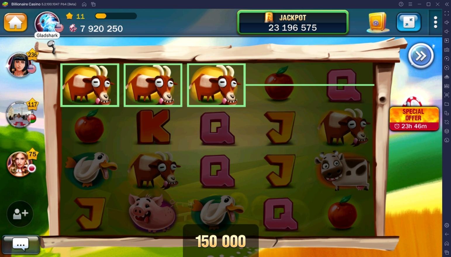 BlueStacks' Beginners Guide to Playing Billionaire Casino Slots 777