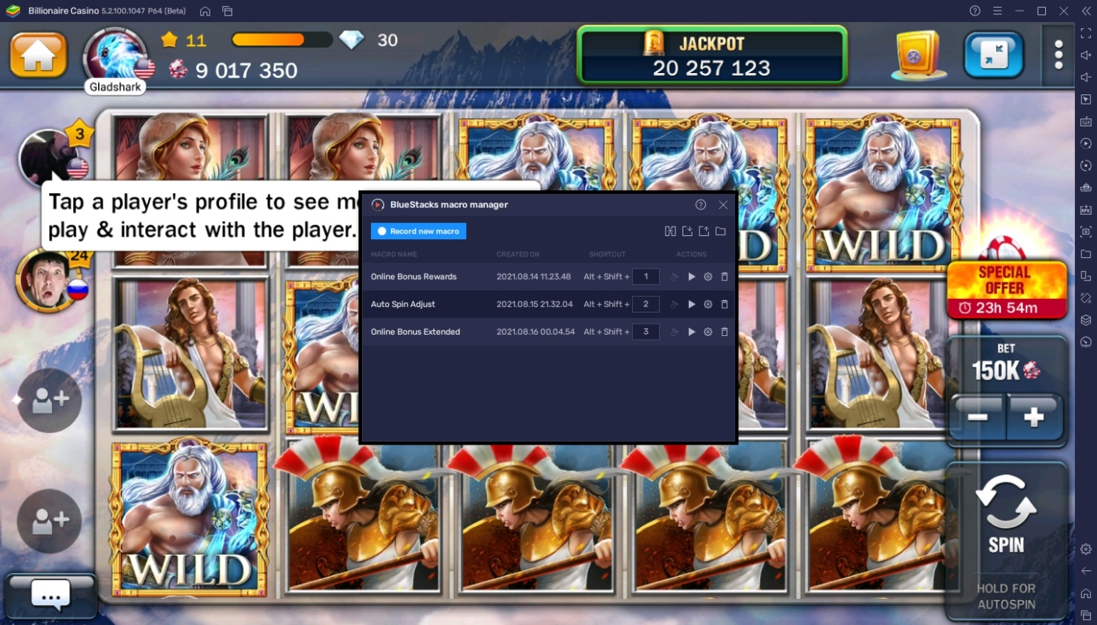 How to Play Billionaire Casino Slots 777 on PC with BlueStacks