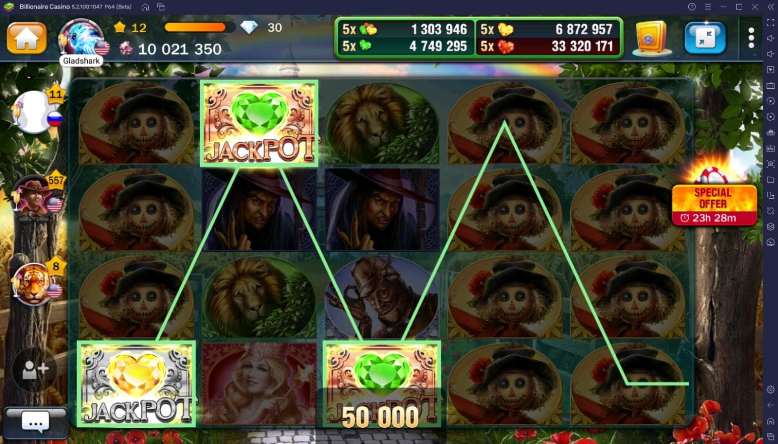 Tips & Tricks to Help You Play Billionaire Casino Slots 777