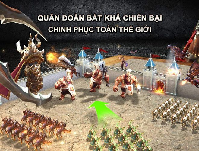 Chơi Magic Legion – Age of Heroes on PC 15