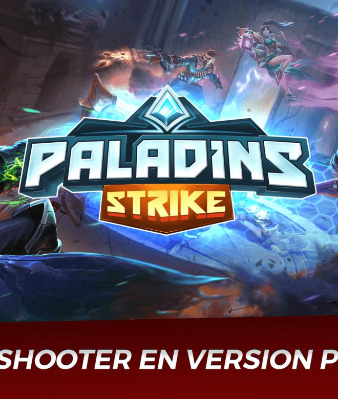 Jouez à  Paladins Strike sur PC 14
