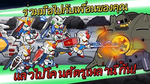 เล่น LINE: GUNDAM WARS on PC 6