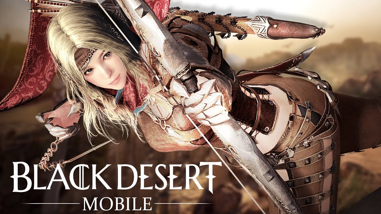 Black Desert Mobile: 5 เก็บเลเวลไวปรี๊ด!!!