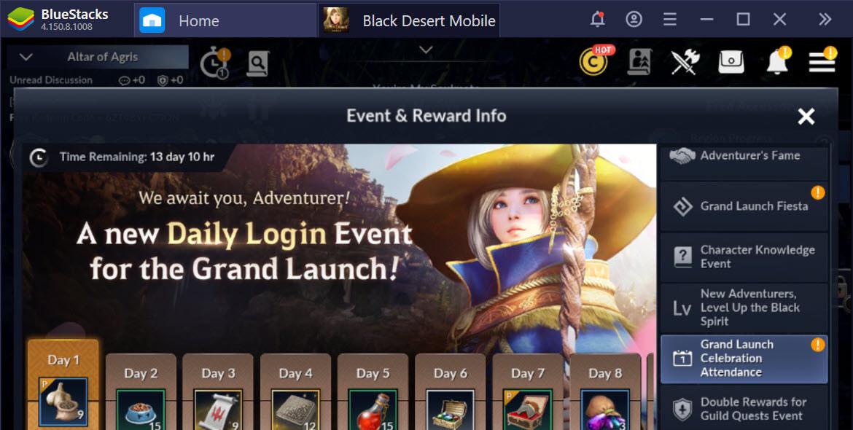 Gia nhập thế giới Black Desert Mobile bạn không thể bỏ lỡ những điều sau