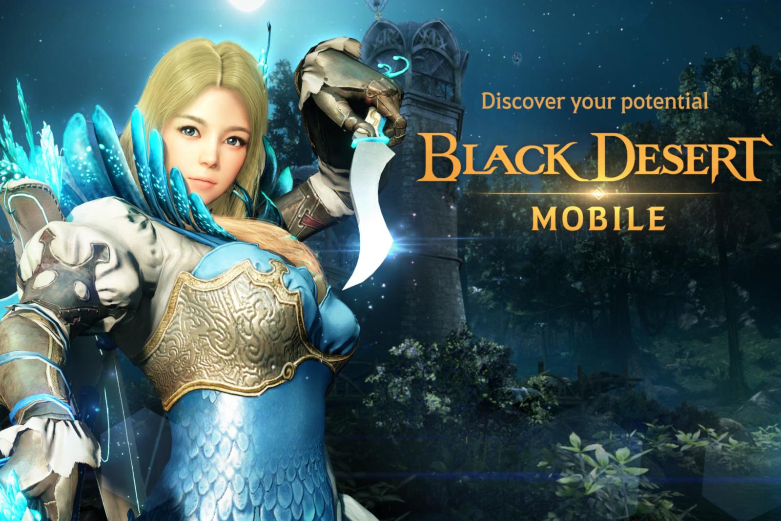 เพราะอะไรถึงต้องเล่น Black Desert: Mobile ผ่าน BlueStacks