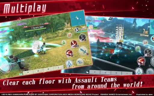 เล่น Sword Art Online: Integral Factor on PC 5