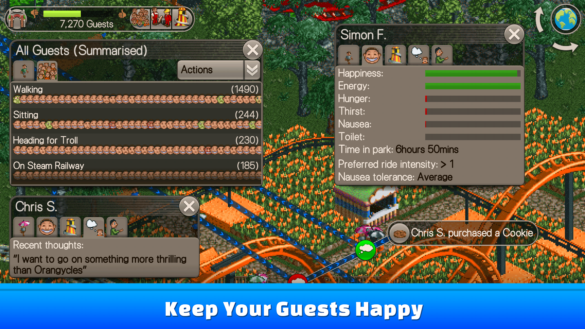 rollercoaster tycoon classic download full version free