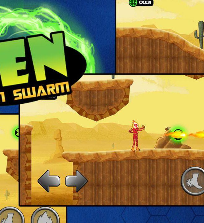 Play Ben Transfrom Alien Timer on PC 2