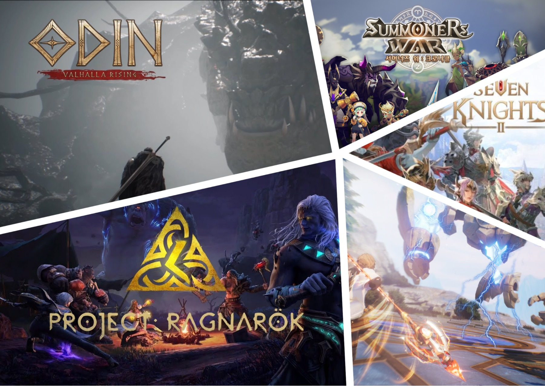 5 самых ожидаемых MMORPG для Android в 2021 году