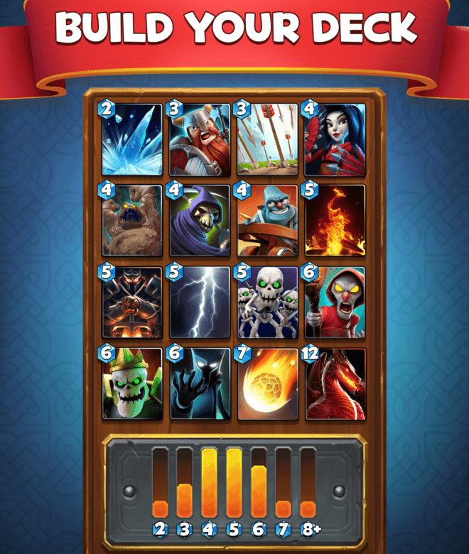 Chơi Castle Crush: Clash in Free Strategy Card Games on PC 13