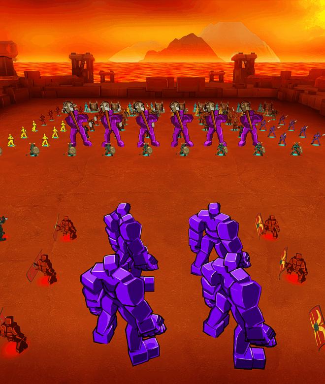 Играй Epic Battle Simulator На ПК 14