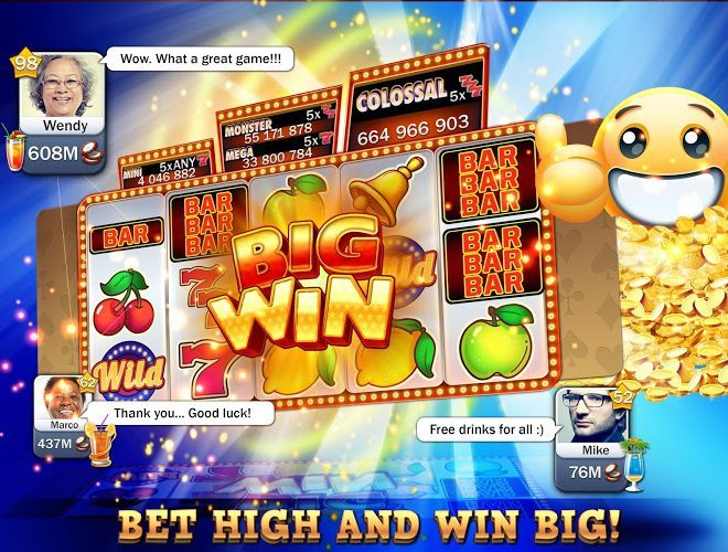 Play Slots™ Huuuge Casino on PC 9