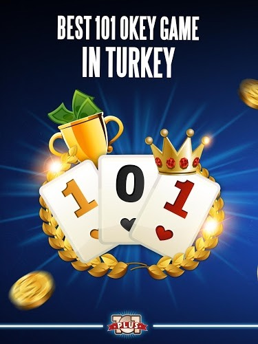 Play 101 Yuzbir Okey Plus on PC 13