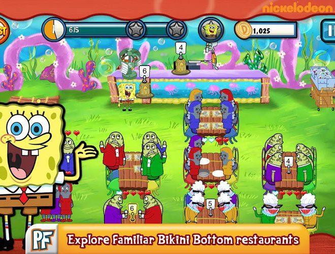 Play SpongeBob Diner Dash on pc 4