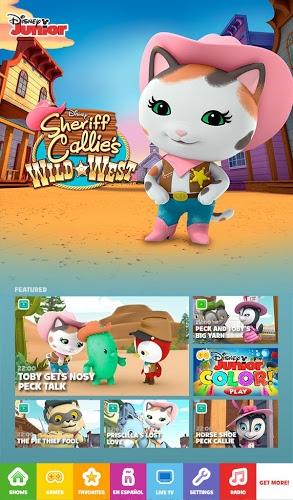Play Disney Junior – watch now! on PC 21