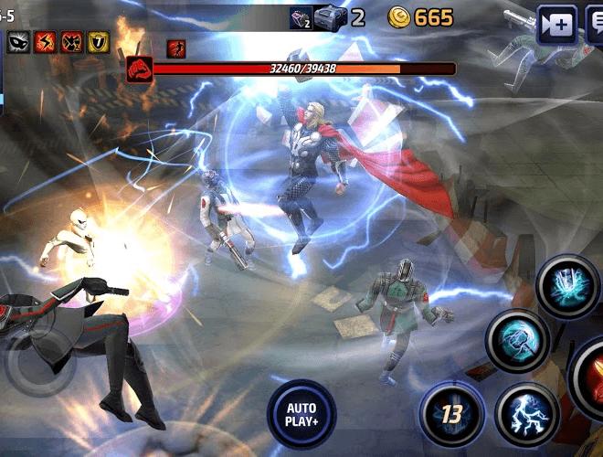 暢玩 漫威:未来之戰 Marvel Future Fight PC版 25