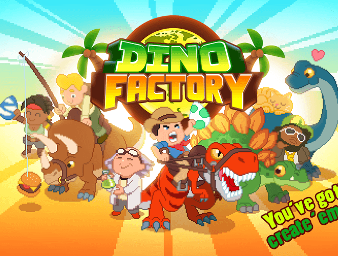 Play Dino Factory on pc 2