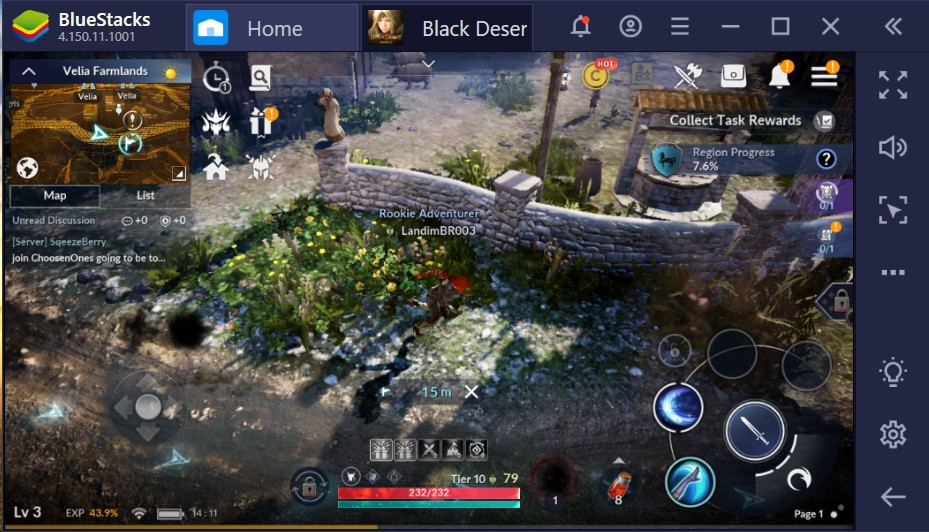 Black Desert Mobile: as melhores dicas e truques para iniciantes
