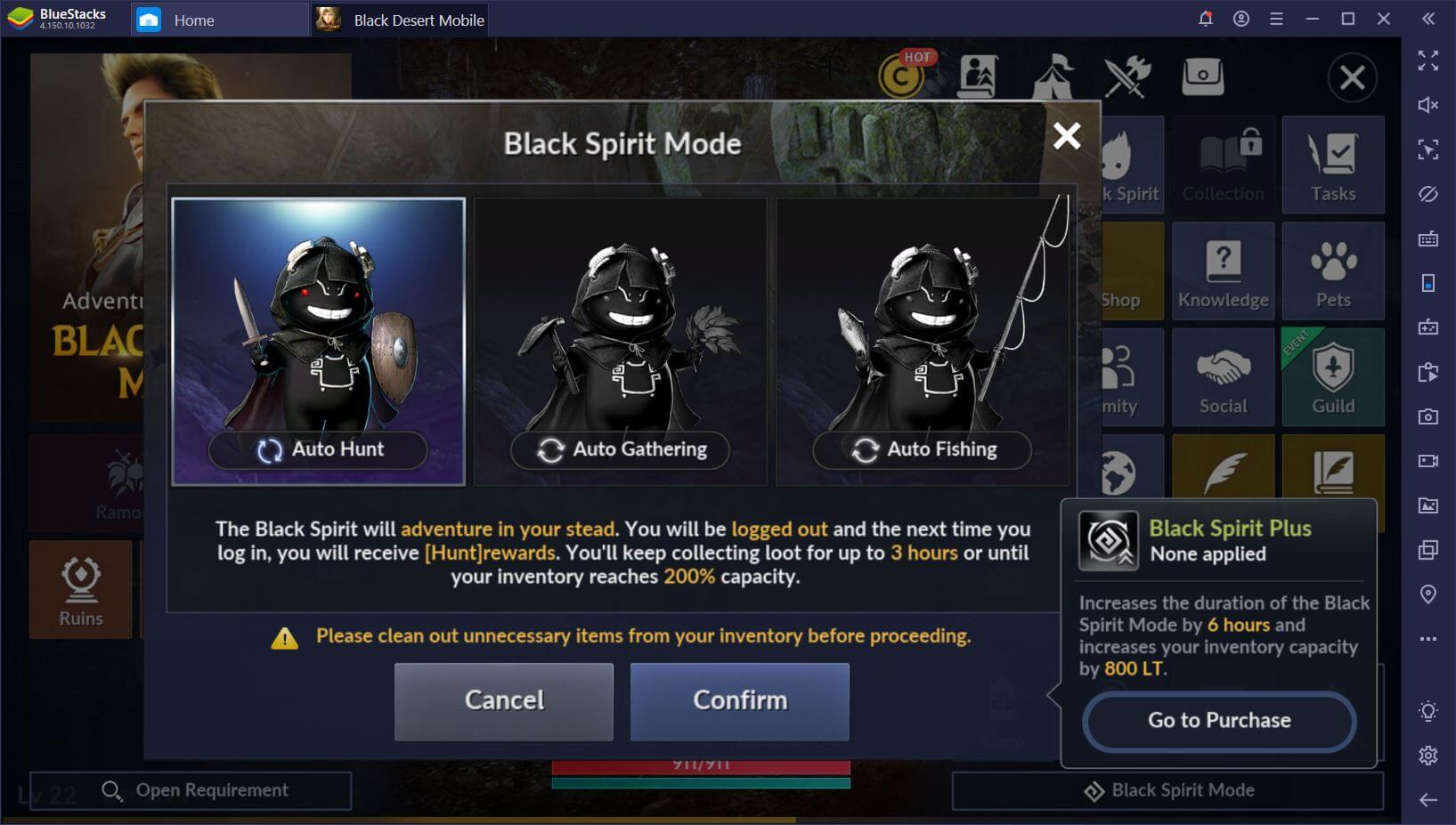 Black Desert Mobile auf dem PC: Die besten Tipps und Tricks für Anfänger