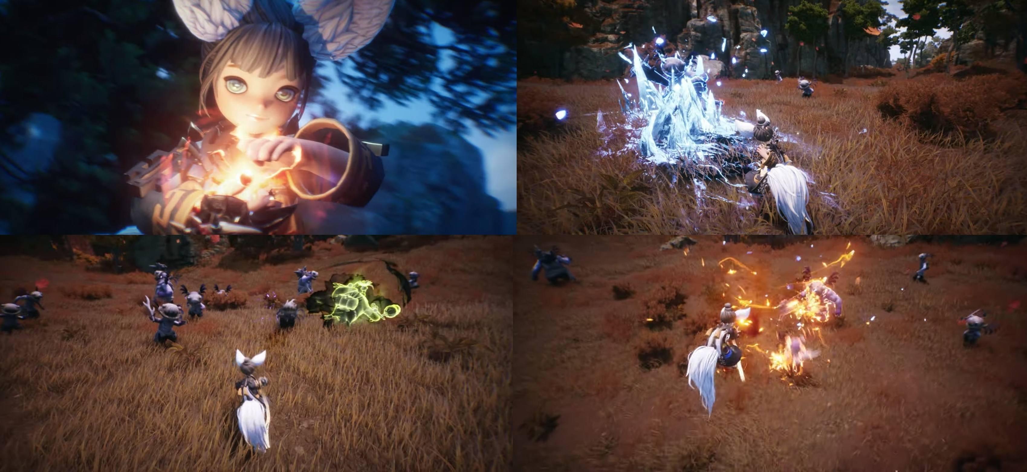 PC에서 만날 수 있는 MMORPG 블레이드 앤 소울 2, 내 취향에 맞는 클래스는?