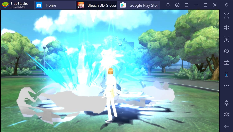 Bleach Mobile 3D: como evoluir seus personagens rapidamente