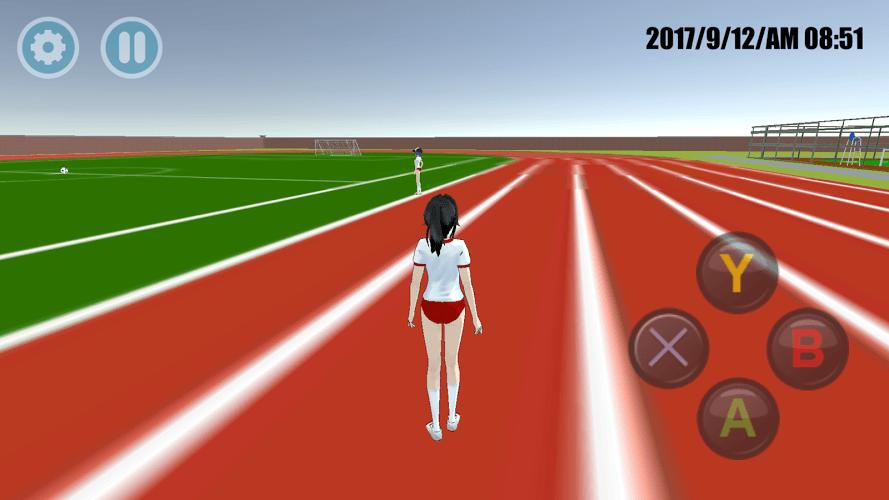 즐겨보세요 High School Simulator 2018 on PC 4