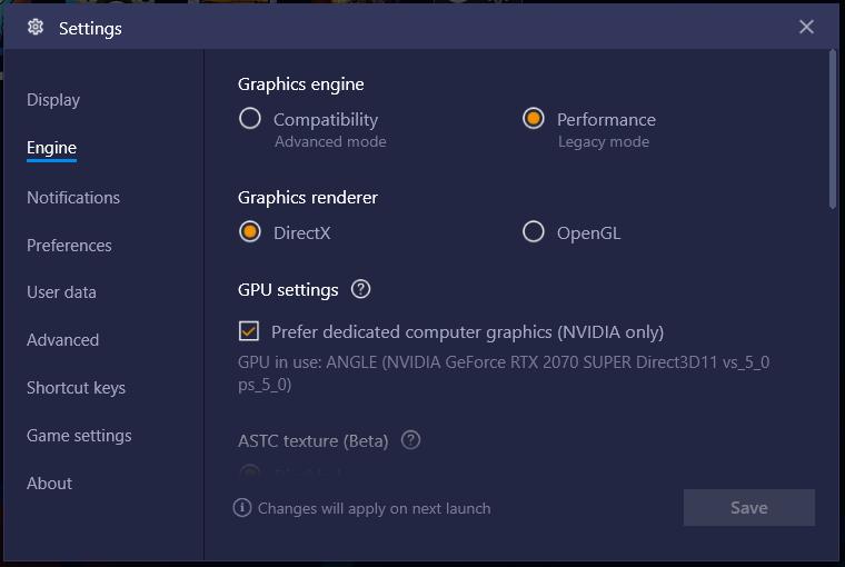 BlueStacks 4.220 업그레이드 – 역대 최고 속도의 부팅 시간과 그 이상의 성능