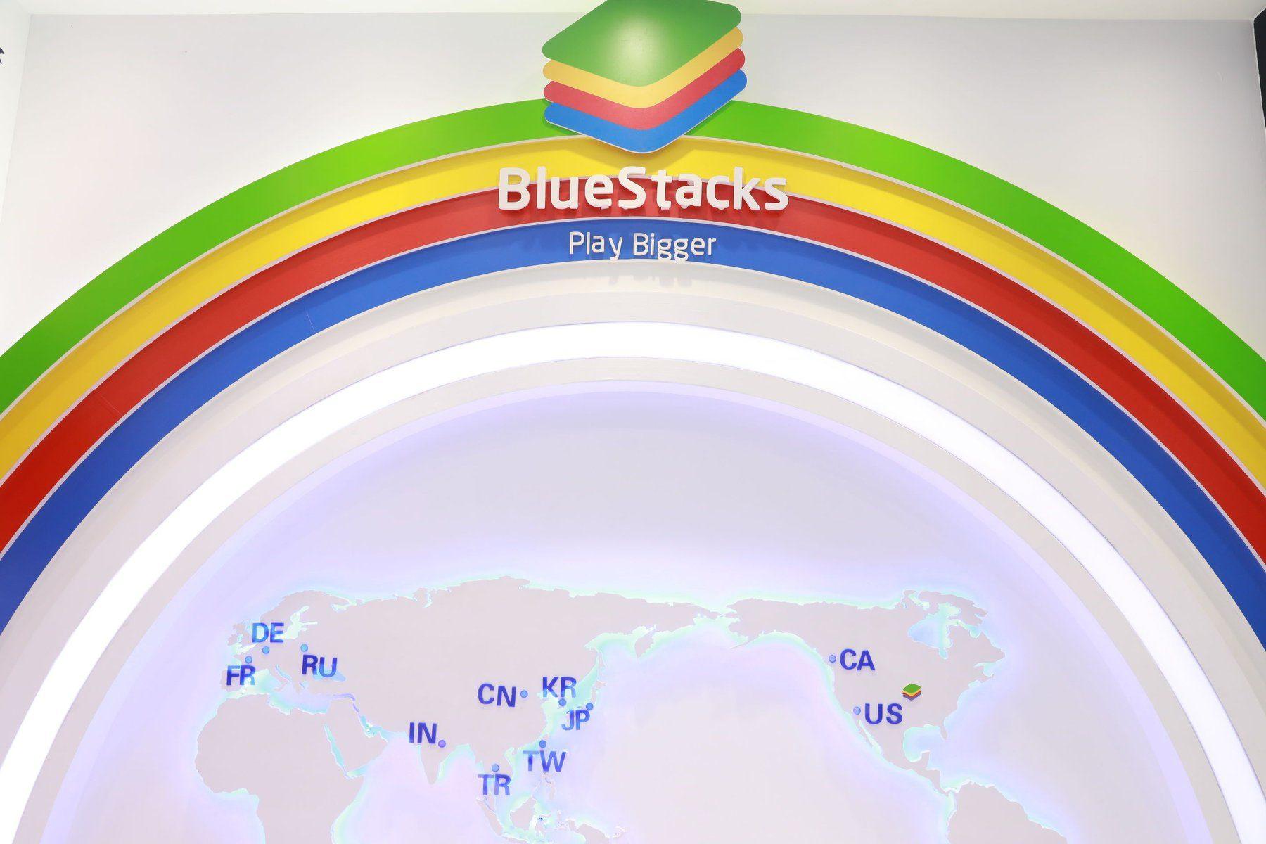 安卓手遊平台第一品牌BlueStacks攜全球5億用戶參展ChinaJoy2018