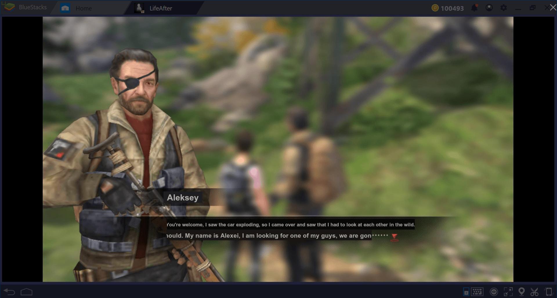 BlueStacks 실시간 인게임 번역기: 이제는 한글화를 기다리지 마세요