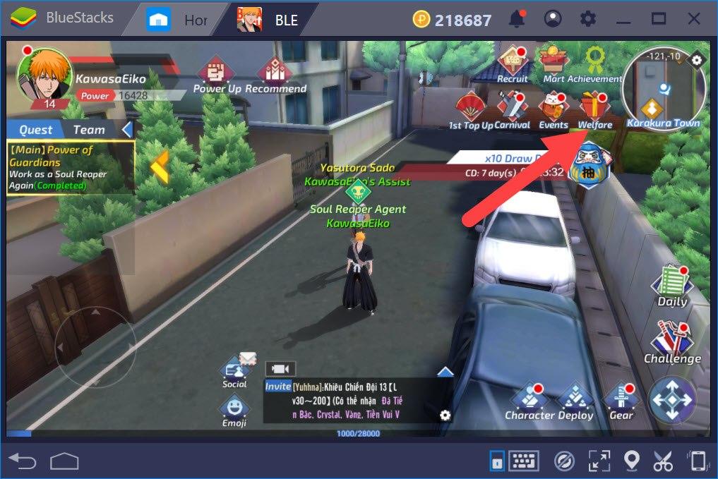 BLEACH Mobile 3D: Những mẹo hữu ích dành cho người mới