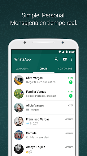 Juega WhatsApp en PC 2