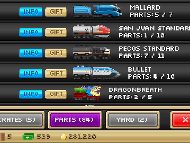 Играй Pocket Trains На ПК 6