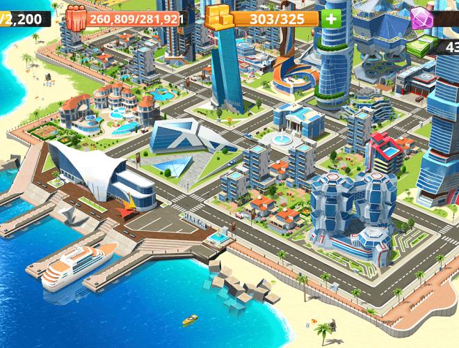 Играй Little Big City 2 on pc 3