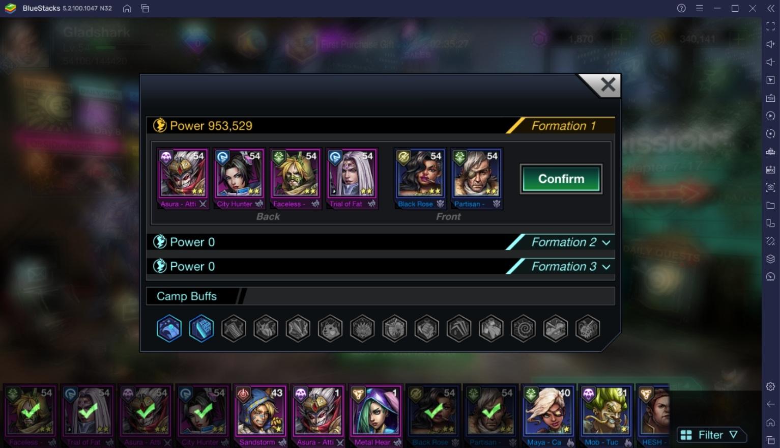 Battle Night: Cyberpunk-Idle RPG An In-depth Guide to Combat